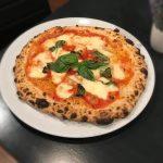 Pizzeria Famosa - margherita pizza