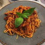 Pizzeria Famosa - spaghetti bolognese